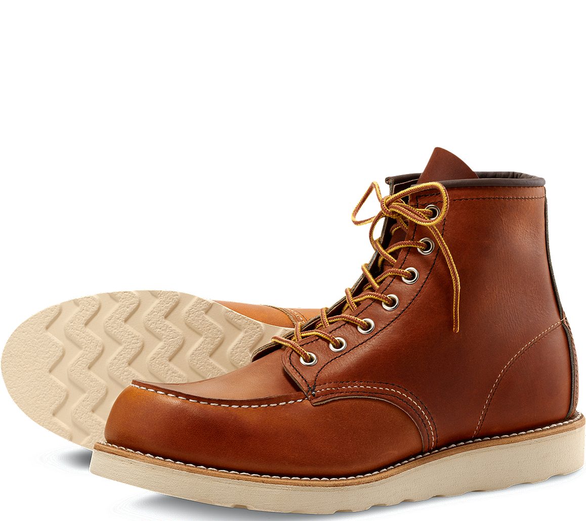 What We Re Wearing Heritage Boots By Red Wings Man S