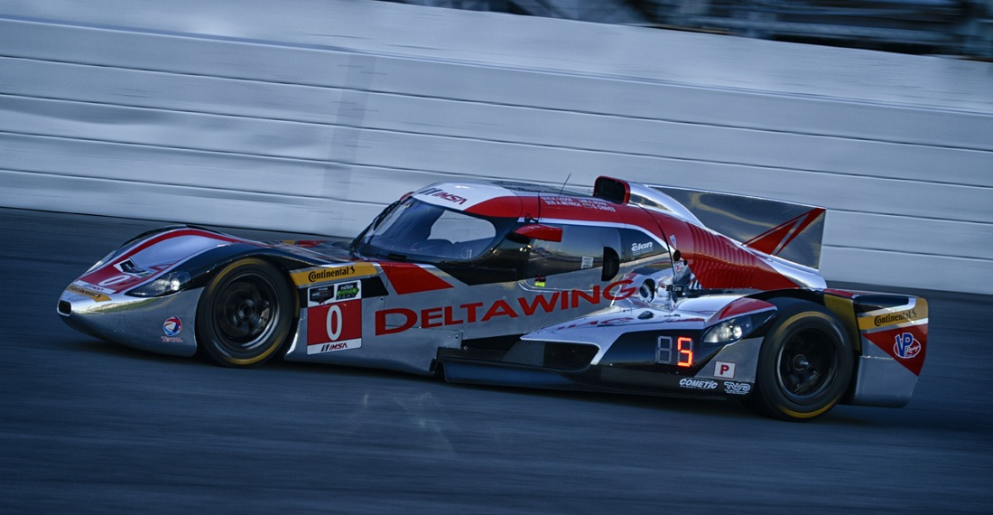 Delta Wing Racing's New Coupe