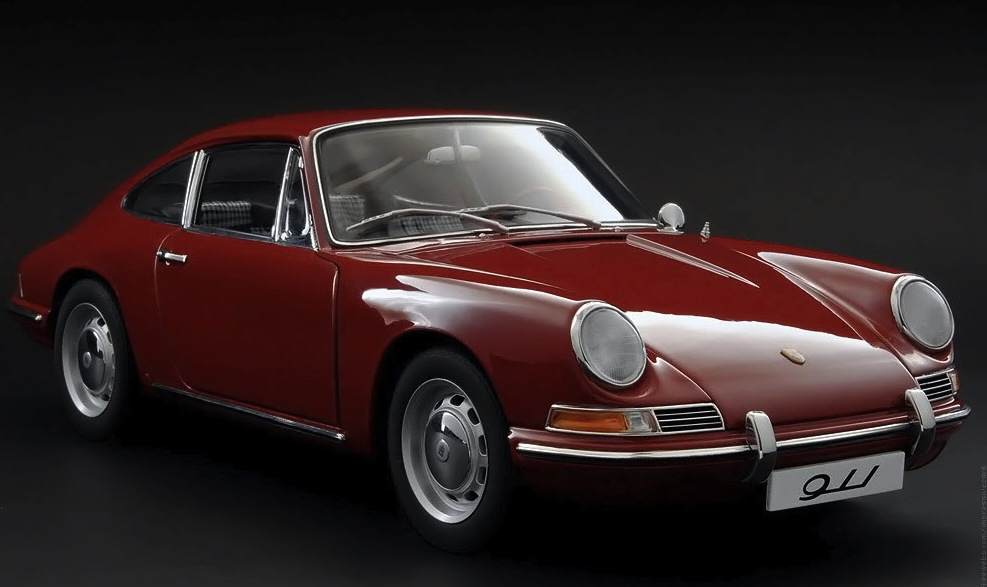 The design that started it all -- the legendary 1964 911