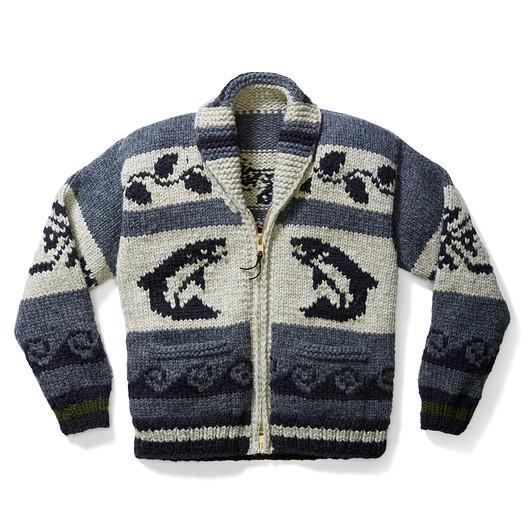 Men's Cowichan Sweater