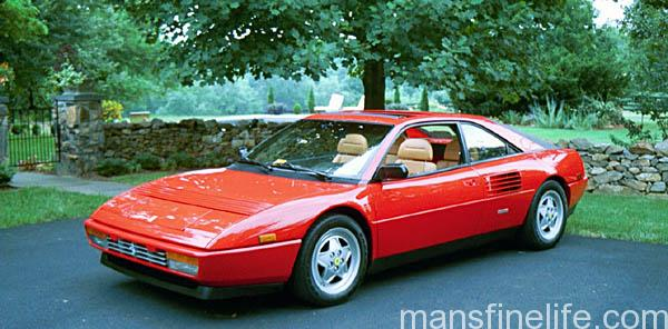 cyntl cars you need to love episode 1 the ferrari mondial man 39 s fi. Black Bedroom Furniture Sets. Home Design Ideas